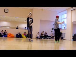 Latch - choreo by Alexander Tsarev