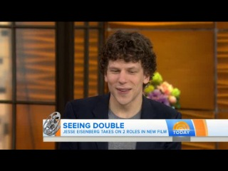 Jesse Eisenberg jokes Gene Hackman is 'getting a little annoying' with Lex Luthor calls