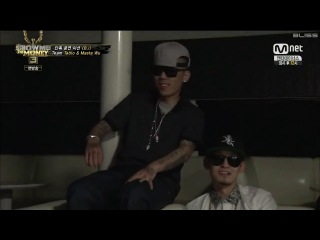SMTM 3 | Ep 5 | B.I (비아이) & BOBBY (바비) (рус саб) [Bliss]