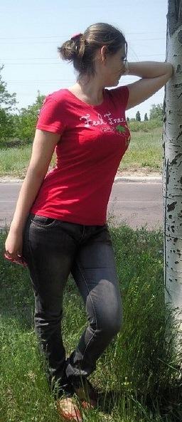 Аннет Радченко, Энергодар, Украина