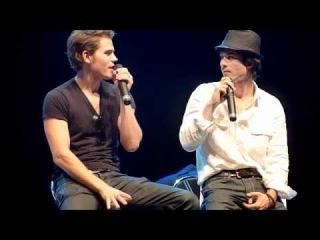 Paul & Ian Ice Ice Baby Crimson Sky Con in Vienna