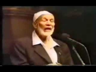 Ахмад Дидат - многоженство в исламе