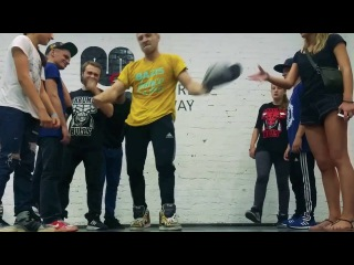 Spitfire aka Young Maddman | Dance Centre Myway