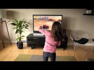 Kinect Rush: Disney Pixar Adventure trailer for Xbox 360