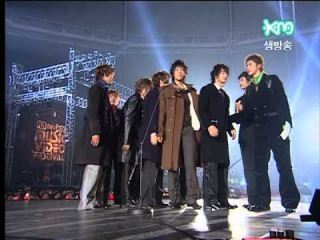 051127 2005 MKMF - SS501 Best New Group