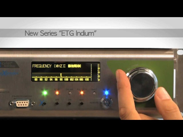 Elenos Video Tutorial NEW INDIUM SERIES (ENG)