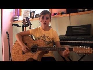 Makayla Lynn - Silent Night (Taylor Swift version) Christmas Audition