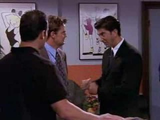 Friends - Chandler (gym)