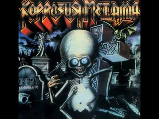 КОРРОЗИЯ МЕТАЛЛА   'Каннибал' 1990 1997 Full Album