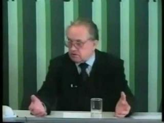 А.Зиновьев - Про СССР, Солженицына и др.1997г.