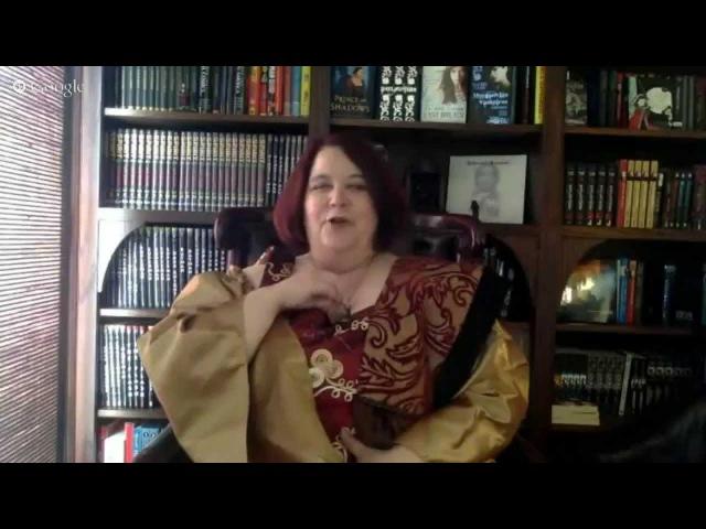 LIVE INTERVIEW WITH RACHEL CAINE Morganville Vampires Weather Warden