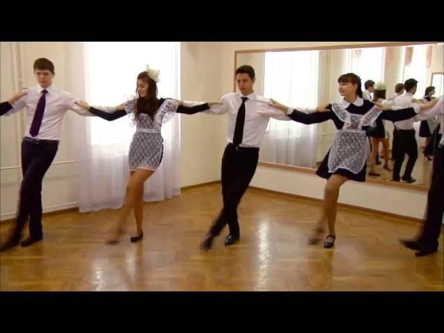 Весенний бал 2013 Урок танца Сиртаки