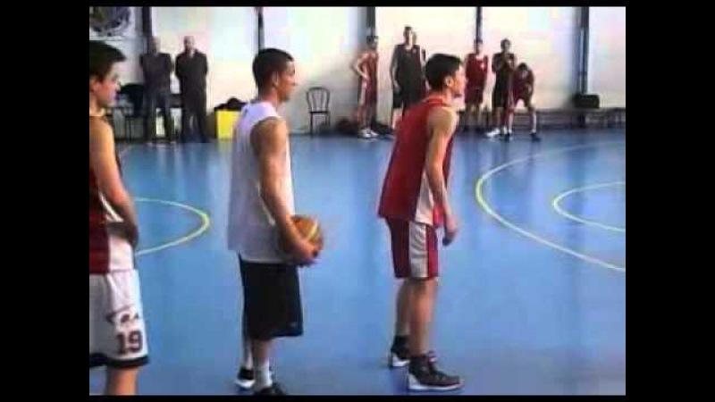 CLINIC Stella Azzurra Nova Basket Ciampino
