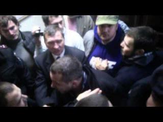 Під час суду над Мосійчуком відбулася бійка