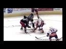 David Leggio Knocks Off The Net on a 2 on 0 Nov 2, 2014 AHL