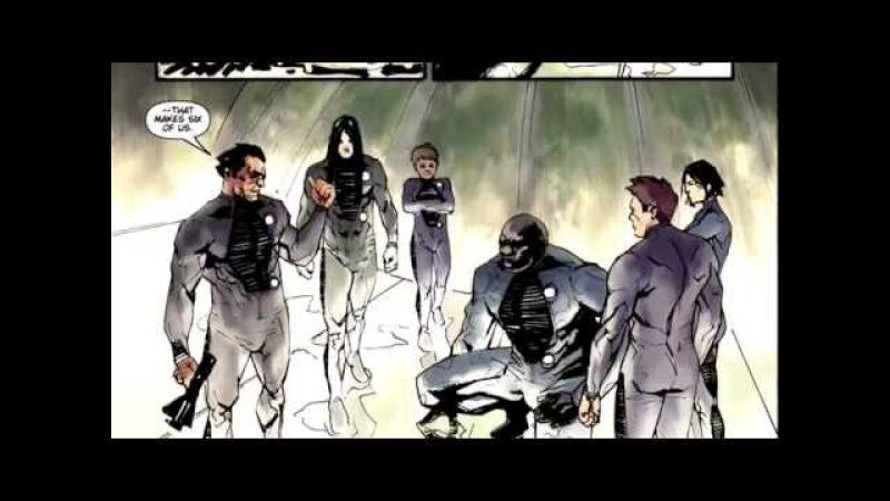 Обзор сериалов Киллджойс Killjoys и Темная материя Dark Matter
