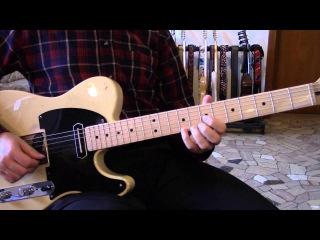 """Benny's Bugle"" - Charlie Christian | Guitar Lesson"