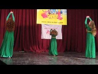 Восточный танец. Халиджи. Виктория денс