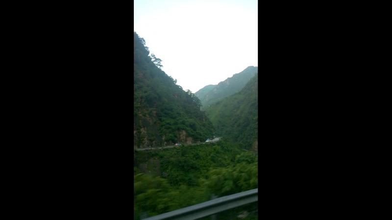 Индия такая Индия Дорога из Манали в Дели 2