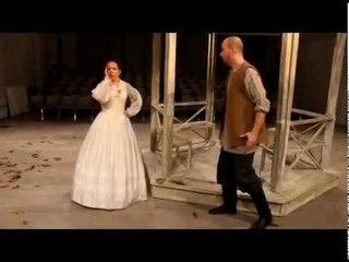 Творческий привет от участников VII и XI Международной летней театральной Школы СТД РФ