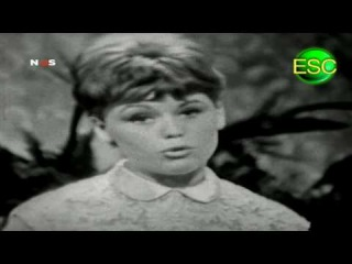 ESC 1961 06 - Netherlands - Greetje Kauffeld - Wat Een Dag