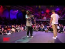 Icee vs Waydi FINAL Hiphop Forever - Summer Dance Forever 2015 | Danceprojectfo