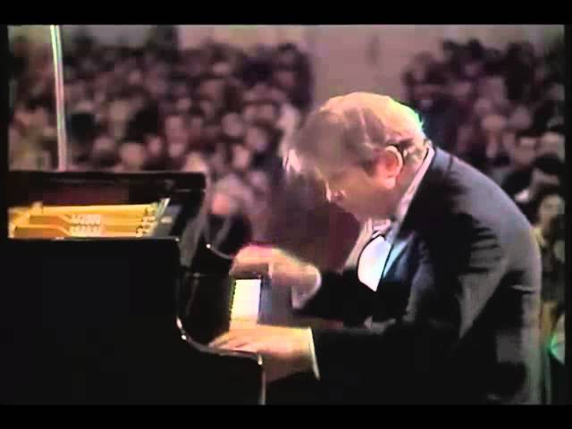 Emil Gilels Rachmaninov Prelude No 5 in G minor Op 23