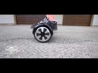 SlimTech   SlimBoard   Транспорт будущего!