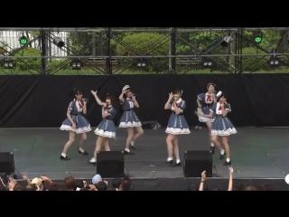 Perf AKB48 Team 8 in TBC Natsu Matsuri 2016 @ NicoNico (31 July 2016)