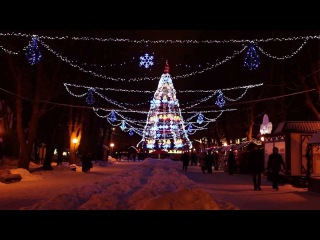 Vinnitsa before the New Year