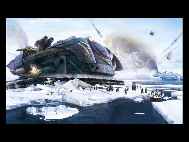 Антарктида врата в ледяную вселенную Кто живет внутри Земли Врата иного мира