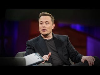 The future we're building -- and boring   Elon Musk