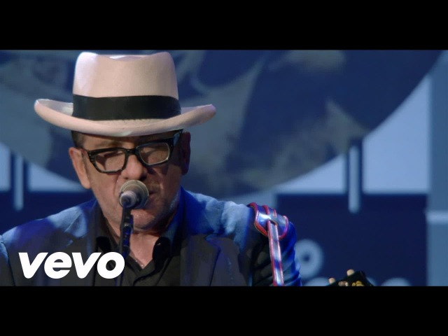 Elvis Costello Jimmie Standing In The Rain Detour