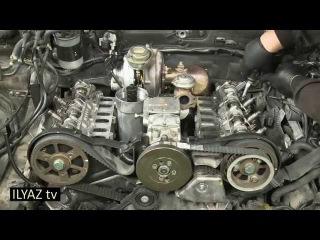 Audi Volkswagen Skoda 2.5 TDI V6 Engine Repair