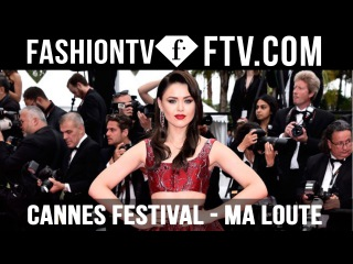 """Cannes Festival Day 3 Part 3 - """" Ma Loute"""" Red Carpet  """