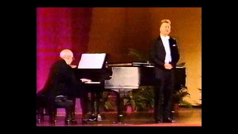 Oh NICOLAI GEDDA WITH M ROSTROPOVICH piano TCHAIKOWSKY LENSKY ARIA LIVE 1977 RARE