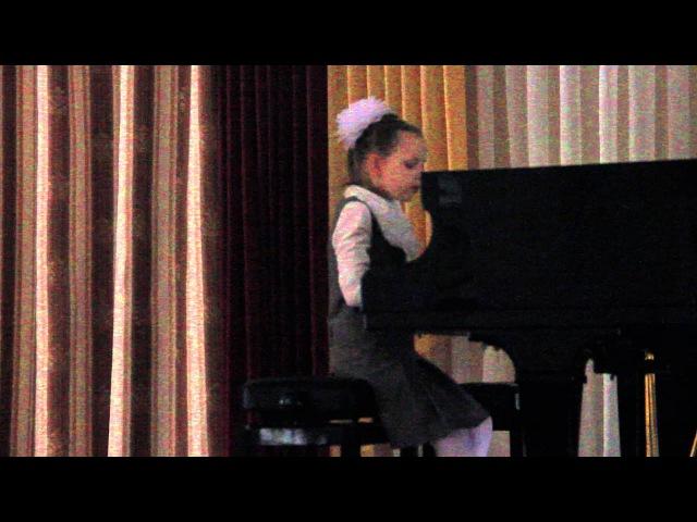 Выступление Альмирочки на конкурсе Волга в сердце впадает мое декабрь 2015