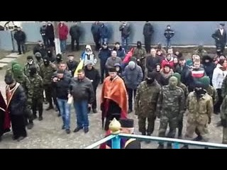 Evidence of human rights violaton of Orthodox Christians in Ukraine