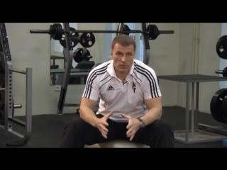 Евгений Бурин. Упражнения для развития мышц спины