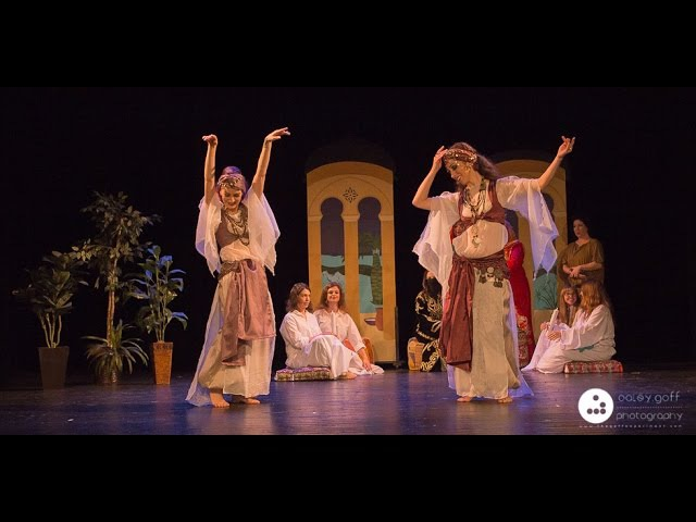 Orientalis Zeffa Procession Awalim Baladi (Act 1, Dance 1)