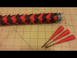Build Vlog 7: Homemade 60 cal Blowgun