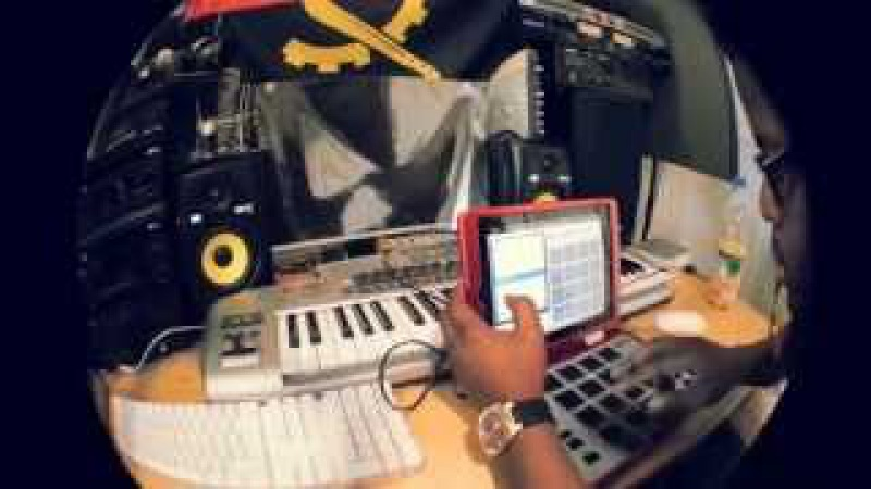 What the Akai iMPC can do Hip Hop Rap Sampling