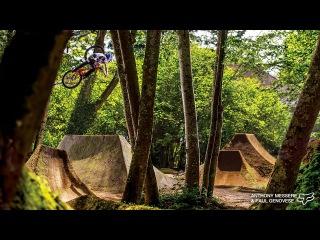 Fox MTB Presents   Dirt Playground
