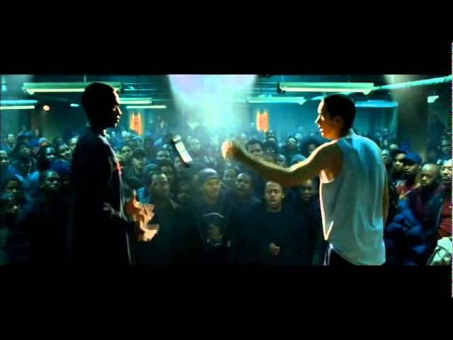 8 Mile 2002 Last Rap Battle Papa Doc Vs. Eminem