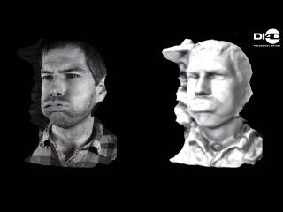 1000 Frames Per Second System Test - High Fidelity Facial Motion Capture