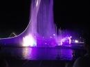 поющий фонтан в олимпийском парке города сочи