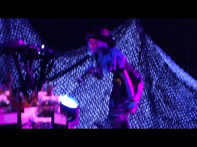 Grimes Phone Sex LIVE HD 2014 FYF Fest Los Angeles