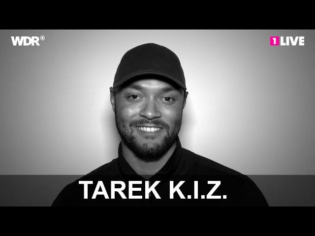 Tarek K I Z im 1LIVE Fragenhagel 1LIVE