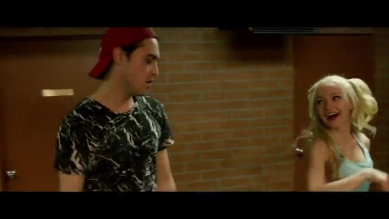 Dove Cameron and Ryan McCartan Dance