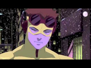 Hearts under fire - spitfire Young Justice